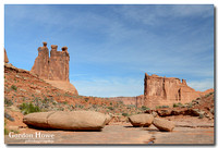 Park Avenue, Arches National Park 3