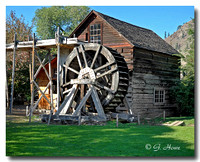 Grist Mill in Keremeos 1