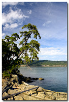 Panther Point, Wallace Island Provincial Marine Park