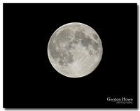 August 2014 Moon